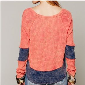 Free People Diamond Dozen Thermal